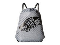 Vans Benched Novelty Bag Blue Wash Twill Bags Gray