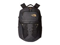 The North Face Women's Recon Tnf Black 24K Gold Backpack Bags