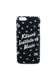 Maison Kitsune Printed Iphone 6 Case