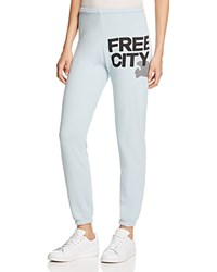 Free City Relaxed Sweatpants 100 Bloomingdale's Exclusive Fresh Blue
