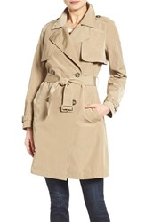Women's Madewell 'Parcel' Trench Coat