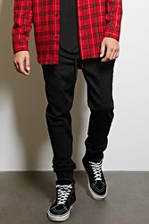Forever 21 Cohesive Co. Moto Joggers