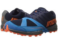 Inov 8 Terraclaw 250 Navy Blue Orange Men's Running Shoes