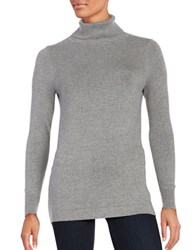French Connection Bambi Turtleneck Sweater Grey