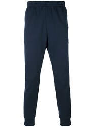Adidas Originals 'Sst Cuffed' Track Pants Blue