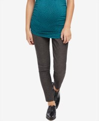 Motherhood Maternity Skinny Pants Tweed