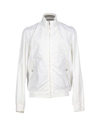Gas Jeans Gas Coats And Jackets Jackets Men White