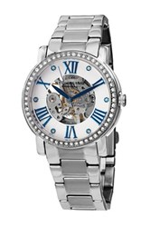 Stuhrling Women's Legacy 629 Watch Metallic
