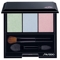Shiseido Luminizing Satin Eyeshadow Trio Bl215 Static