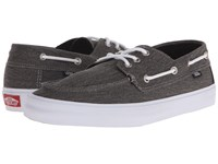 Vans Chauffeur Sf Washed Pewter Men's Shoes Gray