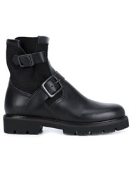 Y's Ankle Boots Black