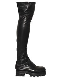 Alyx 50Mm Leather Over The Knee Boots