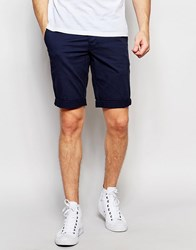 Minimum Chino Shorts In Navy Navy