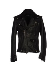 Bad Spirit Jackets Black