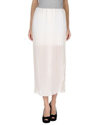 Minimal Skirts Long Skirts Women