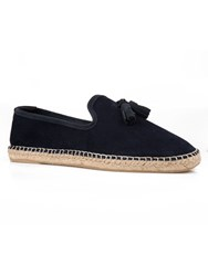 Pretty Green Wetherby Cord Slip Ons Navy
