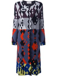 Peter Pilotto 'Ottoman' Coat Multicolour