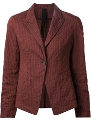 Forme D'expression Striped Blazer