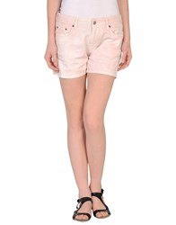 Vanessa Bruno Denim Denim Shorts Women Light Pink