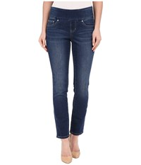 Jag Jeans Amelia Ankle Knit Denim In Forever Blue Forever Blue Women's Jeans