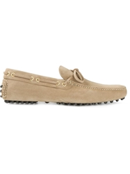 Car Shoe Classic Driving Shoes Nude And Neutrals