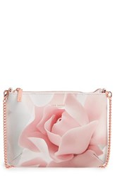 Ted Baker London Verah Leather Crossbody Pouch