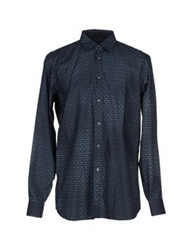 Belstaff Shirts Dark Blue