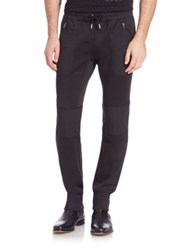 Diesel Black Gold Pompeo Drawstring Pants Black
