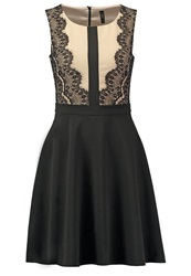 Y.A.S Yas Yasmadison Cocktail Dress Party Dress Black