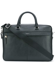 Michael Kors Large 'Owen' Briefcase Black