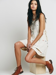 Free People Arizona Mini Dress Tea Combo