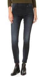 True Religion The Runway Straight Leggings Ultra Marine