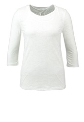 Only Onlteddy Long Sleeved Top Cloud Dancer Off White