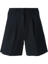 Forte Forte Tailored Shorts Black