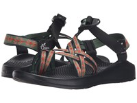 Chaco Zx2 Colorado Ruby Mint Women's Shoes Black