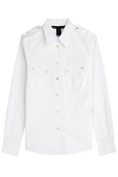 Marc By Marc Jacobs Cotton Shirt White