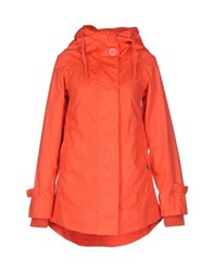Numph Numph Coats And Jackets Jackets Women Coral