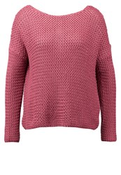 Object Objvive Jumper Mauvewood Rose