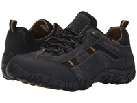 Allrounder By Mephisto Selino Tex Black Ori Sandwich Mesh Men's Lace Up Casual Shoes