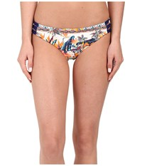 Body Glove Paradisio Surf Rider Bottom Multi Women's Swimwear