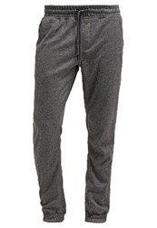 Fairplay Porter Tracksuit Bottoms Charcoal Dark Gray