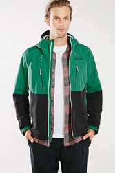 Patagonia Mixed Guide Hooded Jacket Green