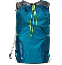 Patagonia Fore Runner 10L Water Resistant Shell Backpack Petrol