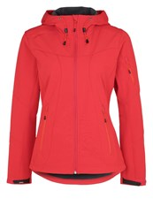 Icepeak Lacy Soft Shell Jacket Coral Red
