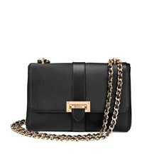 Aspinal Of London Large Lottie Bag Unisex Black
