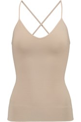 Theory Jade Stretch Jersey Tank Nude
