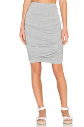 Charli Tallulah Skirt Light Gray