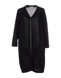 Le Tricot Perugia Knitwear Cardigans Women Black