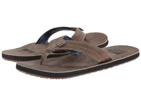 Reef We Heart Leather Fossil Men's Sandals Beige