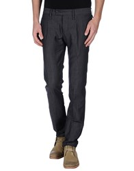 Hotel Trousers Casual Trousers Men Steel Grey